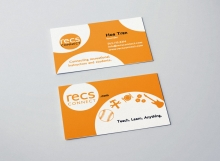 RecsConnect Logo Design